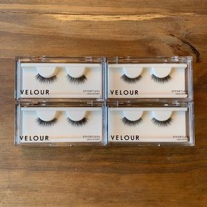 Velour Effortless Collection Short & Sweet Lashes